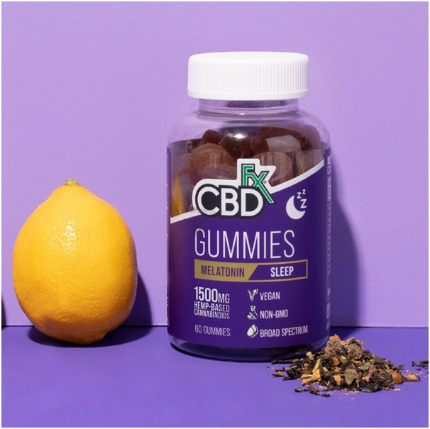 What do you need to know about CBD melatonin gummies