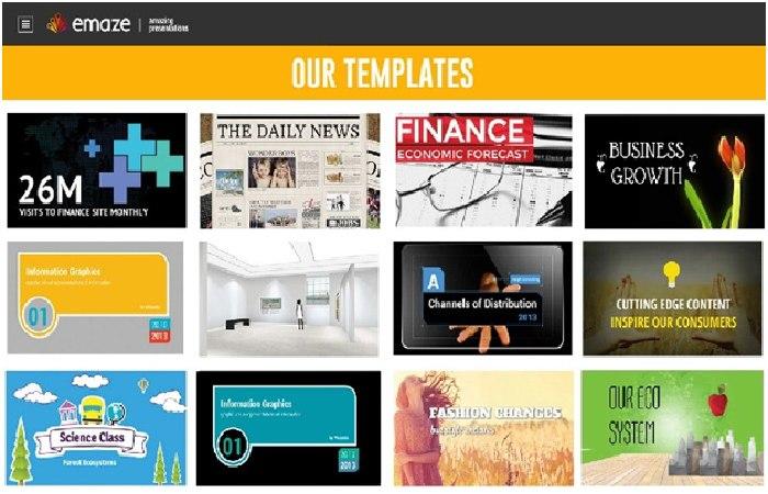 Tools To Make Online Slideshow (2)